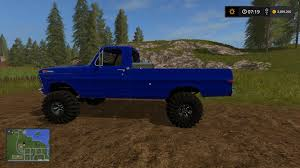 1970 FORD F-100 4X4 V1.0 FS17 - Farming Simulator 17 Mod / FS 2017 Mod 1970 Ford F250 Napco 4x4 F100 For Sale Classiccarscom Cc994692 Sale Near Cadillac Michigan 49601 Classics On Ranger Xlt Short Bed Pickup Show Truck Restomod Youtube Image Result Ford Awesome Rides Pinterest New Project F250 With A Mercury 429 Motor Pickup Truck Sales Brochure Custom Sport Long Hepcats Haven