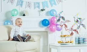 organiser un anniversaire pour des enfants d 1 ou 2 ans idkids