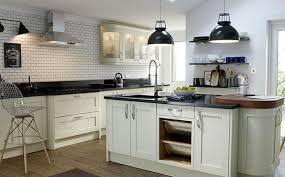 Kitchen Layouts Wren Living Island Shape
