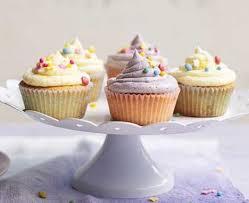 Coffee Cream Walnut Cupcakes Recipe