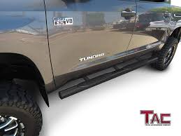 Amazon.com: TAC Side Steps For 2007-2018 Toyota Tundra Double Cab ... 2017 Toyota Tundra Leer 100xl Topperking Providing 2016 Lift Kits By Bds Suspension Esp Truck Accsories 42019 Tekonsha P3 Brake Archives Featuring Linex And Bedrug Bed Liner Fits 2007 Bry07sbk Parts At Tony Divino Ontario Ca Buy Near West 2011 Top Speed Soft Trifold Cover For 42017 Rough Country Toyota Tundra Off Road Accsories Google Search Auto