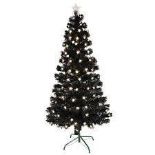 Small Fiber Optic Christmas Tree Sale by 6ft Fibre Optic Christmas Tree With Stars Christmas Lights