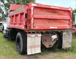 1992 International 7100 Dump Truck | Item J1160 | SOLD! Augu...