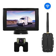 Auto-Vox M1W Wireless Backup Camera Kit Night Vision + 4.3'' Rear ... Autovox M1w Wireless Backup Camera Kit Night Vision 43 Rear Digital Signal And Car Reverse Amazoncom Garmin Nvi 2798lmt Portable Gps With Our New System Will Revolutionize The China 35inch Based On 10 Reliable Cameras For Your In 2018 Video Mounts To Farm 5 Inch Backup Camera Parking Sensor Monitor Rv Truck Yada Bt53872m2 Matte Black 100m 24 Ghz View Ca 7 0480 Lcd Monitorbackup Convoy Launches Ctortrailer Cam Trucking News
