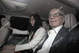 100 Rupert Murdoch Homes Editorial Stock Photo Of Arrives Back Home His