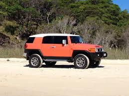 2014 Toyota FJ Cruiser – Star Cars Agency