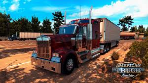 New Screenshots From American Truck Simulator » American Truck ...