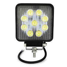 2017 Hot Sale 27w 4inch Flood Spot Square Led Work Light Offroad ... Truck Lite Led Work Light 4 81520 Trucklite Pair 27w Epistar Square Offroad Flood Lamp Boat Jiawen Car Styling 30w Dc12 24v For Safego 2pcs Work Lights 12v 24v 27w Led Lamps Car Trucks Adds White Auxiliary To Signalstat Lineup X 6 High Powered Beam 1200 Lumens Riorand Water Proof 2 60 Degree Luxurius Lights For Trucks F21 In Stunning Selection With Inch Pod Cree 60w Tri Row Bar Combo 2x 18w Pods Spot Atv Jeep Ute Great 64 On Definition 12 Inch 72w Vehicle
