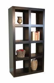 bookcases ideas dark wood bookcases furniture direct uk tall