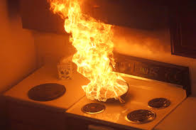 Kitchen Safety Prevent Fires