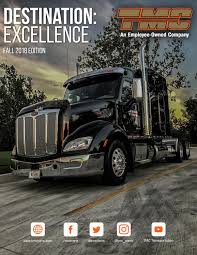 100 Tmc Trucking Training Destination Excellence Fall 2018 Edition By TMC Transportation