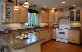 kitchen butcher block countertop countertops and backsplash