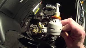 porsche cayman headlight replacement