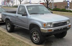 1997 Toyota Tacoma Base - Regular Cab Pickup 2.4L Manual Used Vehicle Toyota Dyna Truck For Sale Carchiefcom New Arrivals At Jims Parts 1997 4runner 4x4 Change Of Plans Tundra Endeavour Tow Thomas Sullivans Tacoma On Whewell Car Nicaragua Toyota Tacoma 97 Flatbed Work Best 2018 20 Years The And Beyond A Look Through This Is Our V6 Paradise Blue Show Us Gallery Of Brochure Design Ideas Rz Engine Wikipedia Hilux Junk Mail In Mandeville Jamaica Manchester
