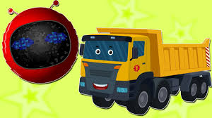 Zobic | Dumper Truck | Trucks For Kids | Children Video | Monster ...