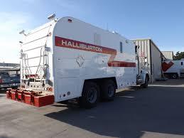100 Halliburton Trucks 250 Tandem Axle Synergy Industries