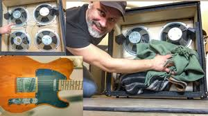 Custom Guitar Speaker Cabinets Australia by How Does A Completely Stuffed Marshall Speaker Cabinet Sound Like