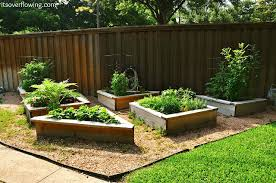 Modern Decoration Raised Ve able Garden Beds Adorable How To