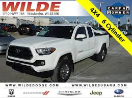 Pre-Owned 2017 Toyota Tacoma TRD Sport Truck In #23557A | Wilde ... Preowned 2017 Toyota Tacoma Trd Sport Crew Cab Pickup In Lexington 2wd San Truck Waukesha 23557a 2018 Charlotte Xr5351 Used With Lift Kit 4 Door New 2019 4wd Boston Gloucester Grande Prairie Alberta Sport 35l V6 4x4 Double Certified 2016 Escondido