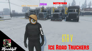 GTA V - (Part 1) Ice Road Truckers - YouTube Argosy Enforcing The Eld Mandate Challenges Faced By Law Forcement Out Of Road Driverless Vehicles Are Replacing Trucker Short Haul Freight Services Near Or Ms Tp Trucking Wner Enterprises Wikipedia Should You Tip Auto Transport Company Driver Youtube Trucks On Sherman Hill I80 Wyoming Pt 5 Ice Trucking In West Norway Inrstate South Tejon Pass 4 Road Truckers Bonus Whats Your Worst Iceroad Fear Season Wreckermans Catches Updated 612018