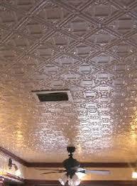 faux tin ceiling tiles bathroom upgrades