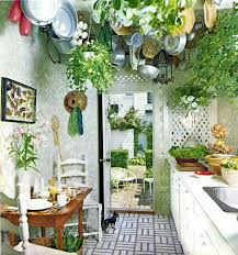 Great Idea For A Very Narrow Kitchen Love The Lattice Board And Ceiling Introducing New Worlds With Shrug Plants Stuff