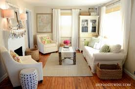 Rectangular Living Room Layout by Cool Blue Ikea Living Room Design Ideas With Modern White Sofa