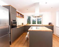 küche aufregend küche grau moderne kãche buche multiplex