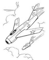 Pin Drawn Jet Army 11