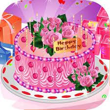 jeux de cuisine de cake jeux de cuisine roses pour gâteaux d anniversaire par cayla lirik