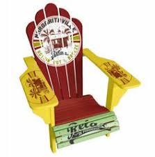 Custom Painted Margaritaville Adirondack Chairs by Margaritaville Adirondack Chair Bj U0027s Backyard Tiki Bar