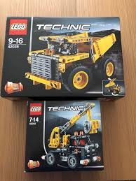 Lego Technic Mining Truck And Cherry Picker | In Chester Le Street ... Lego Technic Bulldozer 42028 And Ming Truck 42035 Brand New Lego Motorized Husar V Youtube Speed Build Review Experts Site 60188 City Sets Legocom For Kids Sg Cherry Picker In Chester Le Street 4202 On Onbuy City Dump Mine Collection Damage Box Retired Wallpapers Gb Unboxing From Sort It Apps How To Custom Set Moc