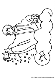 Goodnight Kids Coloring Pages