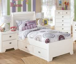 Bed Frames Magnificent Girls Twin Frame With Drawers Underneath