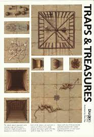 3d Dungeon Tiles Uk by Dungeon Tiles More Dungeon Tiles From Dragon Magazine D U0026d