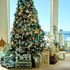 Coastal Christmas Home Tours