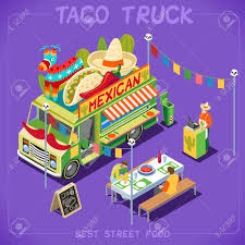 100 Mexican Food Truck Taco Delivery Master Street Chef Web