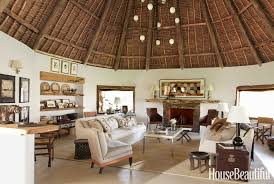 Living Room Decor Kenya Suzanne Kasler Interiors House Open Air In