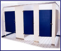Floor Mounted Urinal Screen by Toilet Partitions Overhead Braced Floor Mounted Ceiling Hung