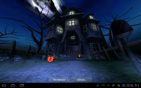 Halloween Live Wallpapers For Pc by Android Wallpaper Review Haunted House Hd Android Central