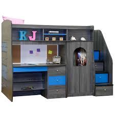 Munire Dresser With Hutch by Berg Furniture Play U0026 Study Fun Center Play Study U0026 Storage With