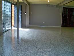 Behr Garage Floor Coating by Gallery Epoxy Floor Paint A Concrete Floor Covered With Epoxy