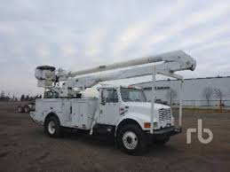 International Bucket Trucks / Boom Trucks In Tennessee For Sale ... Bucket Truck 4x4 Puddle Jumper Or Regular Tires Youtube Used Boom Trucks For Sale Used Bucket Trucks For Sale Big Truck Equipment Sales 2003 Intertional Dura Star 4400 Item J1340 2004 7600 Boom White City 2012 Omnivan 46ft Skytel M13919 Forestry For Sale With Chip Box 1989 Gmc Topkick 7000 Db7460 Sold Aug In West Virginia 2005 Gmc W5500 Boom Pa Tristate