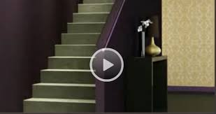 beton cire sur escalier bois rénover un escalier avec du béton cire deco cool