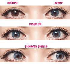 Prescription Halloween Contacts Australia by G U0026g Gbt Sky Circle Lenses U0026 Colored Contacts Pinkyparadise