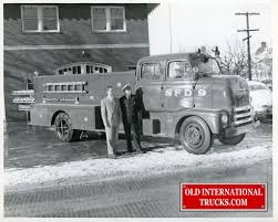 Old International Photos From The COE's Cab Over Engines • Old ...