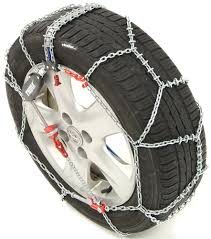 100 Snow Chains For Trucks Konig SelfTensioning Tire Diamond Pattern D Link