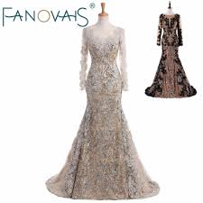 popular black and gold dresses evening dresses buy cheap black and