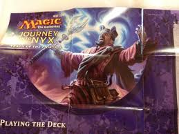 Guttersnipe Young Pyromancer Deck by Spartannerd Unboxing Playtest And Review U2026 Journey To Nyx Event