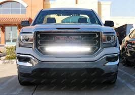 150w 30 cree led light bar w grille bracket wiring for 14